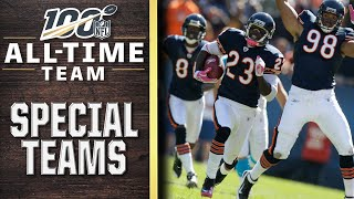 100 All-Time Team: Special Teams | NFL 100