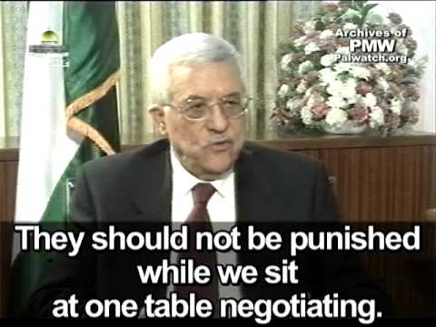Palestinian leader Mahmoud Abbas admits ordering terrorists to kill