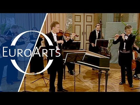 Бах Иоганн Себастьян - Brandenburg Concerto No 5