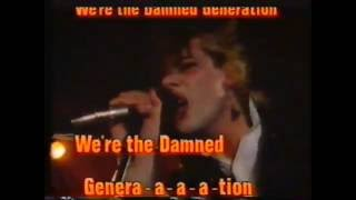 Screaming Dead - Damned Generation [VIDEO]