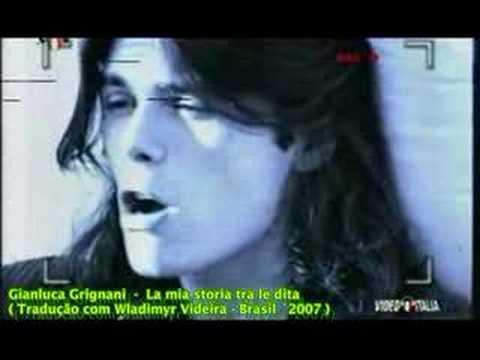 Gianluca Grignani - La Mia Storia Tra Le Dita