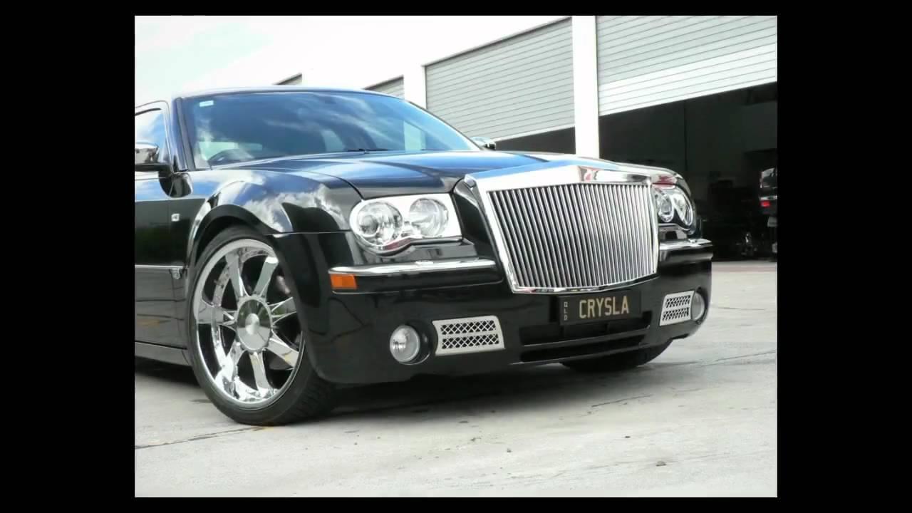 Custom Chrysler 300 >> Chrysler 300C Lowered 22 inch custom rims Addiction Mag ...