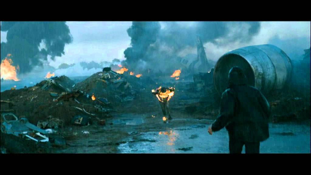 Knowing - Airplane Crash Scene - YouTube