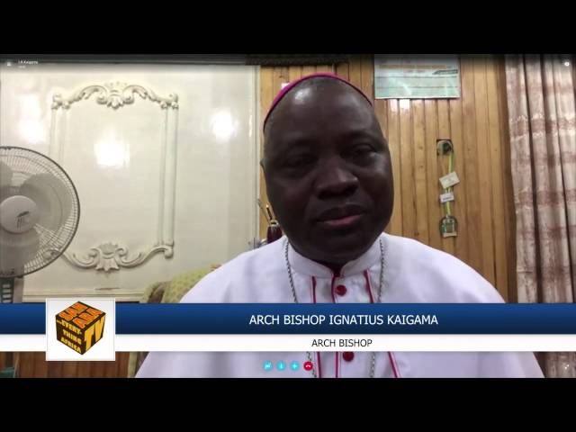 #NigeriaDecides2015: Archbishop Kaigama Discusses Concerns Of 2015 Elections