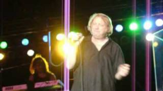 Lou Gramm   Midnight Blue  -  Mansfield Ohio   7  /  18  /  09