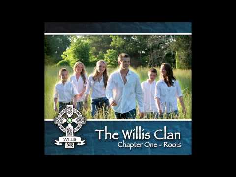 The Willis Clan - Lottie Lies Among The Flowers