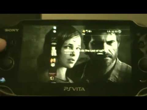 God of War 1 Ps Vita via Remote play