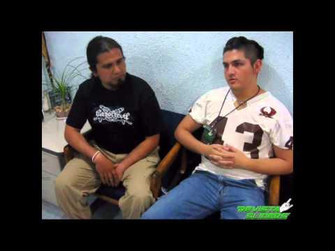OCELOT Entrevista con el VAMPIRO-REVISTA SLIDERS