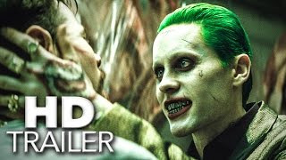 SUICIDE SQUAD Offizieller Trailer - German 2016 (HD) - Jared Leto, Will Smith & Cara Delevingne