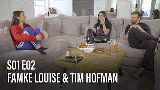 Monica's Podcast #2 - Famke Louise & Tim Hofman