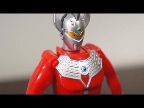 ウルトラエッグ ウルトラマンタロウ レビュー Ultra Egg Ultraman Taro Review