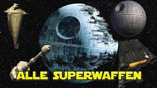 Star Wars: Alle Superwaffen des Imperiums [Legends]