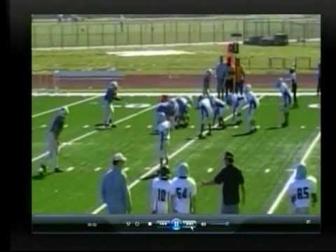 LB #10 APS 8-Man Lions Highlights...5th grade