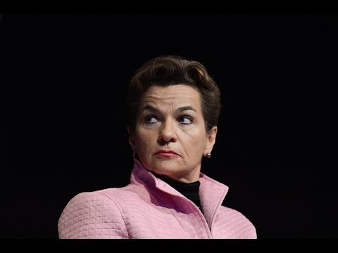 Christiana Figueres Calls for Major Boost to Clean Energy Investment