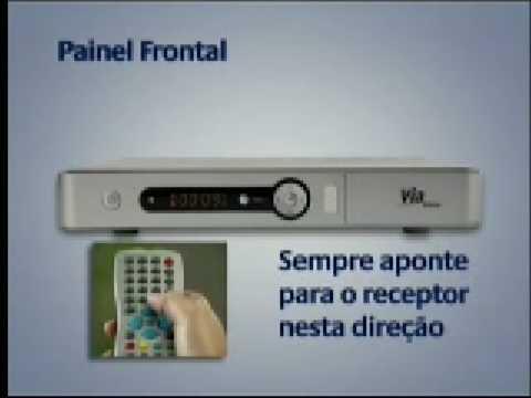 Como Instalar Uma Antena Tv Via Satelite Telefonica Embratel Outras ...