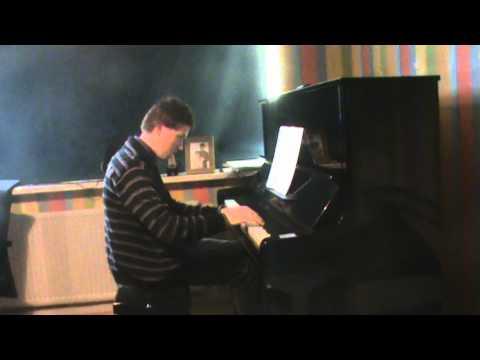 Моцарт Вольфганг Амадей - Маленькая пьеса в С