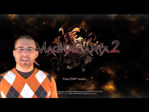 Magna Carta 2 (HD) Review and Gameplay!!!