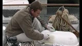 SADIRA reparar agujero en fiberglass