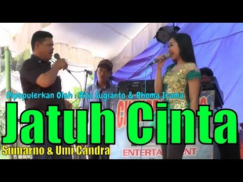 Lagu Jatuh Cinta Rita Sugiarto Rhoma Irama Orgen tunggal chandra music lampung timur dangdut koplo