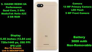 TOP 10 CHEAPEST & BEST PHONE ON AMAZON IN 2019|| PRODUCT GUIDE