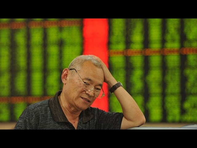 How China Can Stop the Bleeding of Its Stock Market