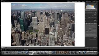 Lens Correction: Adobe Lightroom Tutorial