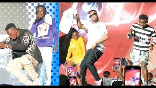 Marlians Dance Competition! Naira Marley Give Out 500 Dollars To Best Dancer At Marlian Fest 2019