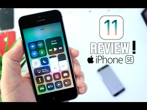 iPhone SE iOS 11 Review Should you update ?