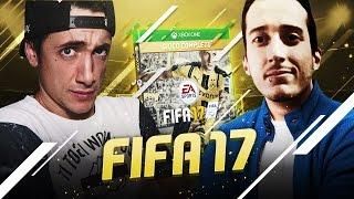 SUPER SCOMMESSA CON DEXTER : CI GIOCHIAMO FIFA 17 !!! [EPICO]