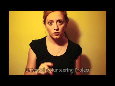 UN Citizen Ambassadors 2011 Contest- Universal Volunteering Project