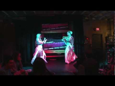 Wonderground - Belly Dance August 2012 Part 1