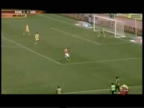 Roma-udinese 2-0 magia di Rodrigo Taddei