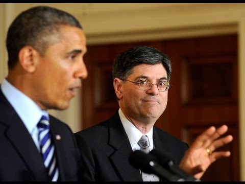 Obama Taps Chief of Staff Jack Lew for Treasury Secretary