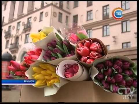 Тюльпаны к 8 Марта: как праздник сказался на ценниках и сколько мужчины готовы потратить на цветы