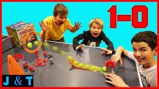 Trick Shots Challenge / Jake and Ty