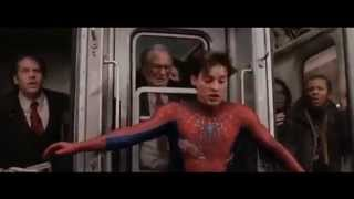 Spider-Man 2 (2004) - Spider-Man VS Dr. Octopus - Train Fight (Third Fight) Part 1
