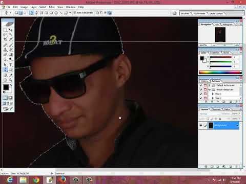 Adobe Photoshop Basic Photo editing and Photo Manipulation