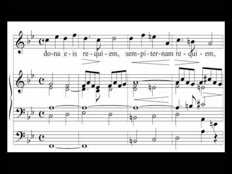 Gabriel Faure - Pie Jesu