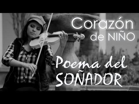 Corazón De Niño ❤ en VIOLÍN!!..Poema del Soñador (Raúl Di Blasio)