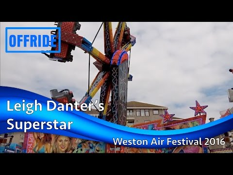 Leigh Danter's Superstar Offride @ Weston Air Festival 2016