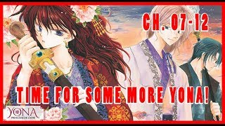 Akatsuki No Yona Chapters 7-12 Live Reaction/Review!(REDIRECT) MORE READING!