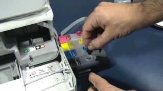 Bulk Ink para HP C4280, C4480, C4180, C3180, etc - Guter Ink
