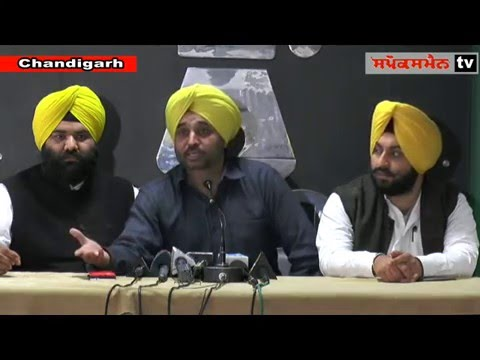 AAP attacks SAD for gagging media in Punjab, supports freedom of Press