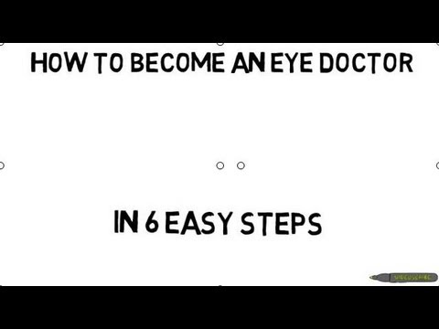 [How To Become an Eye Doctor] - In 6 Easy Steps