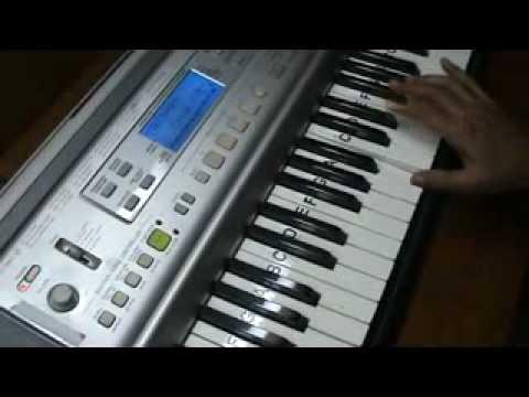 Duniya Me Logon Ko Dhokha - On Keyboard By Mmv video