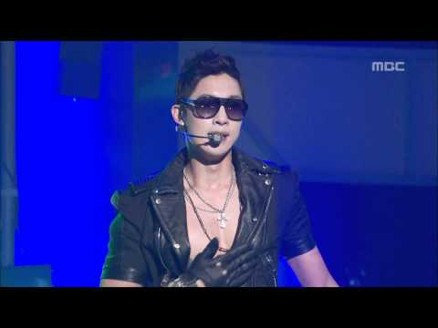 Kim Hyun Joong - Break Down, 김현중 - 브레이크 다운, Music Core 20110611 video