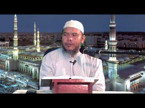 Bab Malaikat Yg Perkasa Bersujud Kpd Allah 05042013 - Ustadz Abu Haidar Assundawy