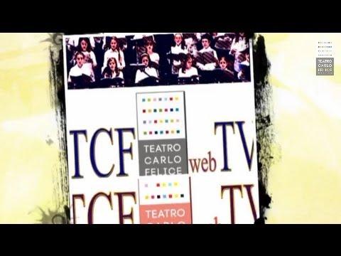 Teatro Carlo Felice Streaming - La sigla 2013-2014