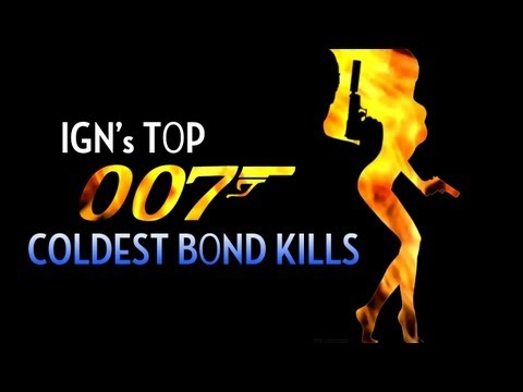 IGN's Top 007 Coldest Bond Kills