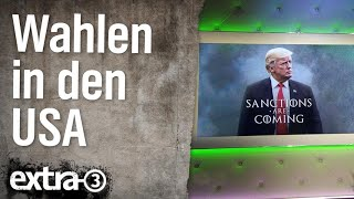 Kongresswahlen in den USA | extra 3 | NDR